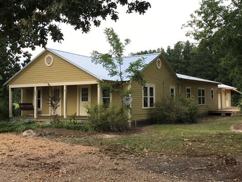 3Bd/2Ba Farm House, 1Bd/1Ba : Starkville : Oktibbeha County : Mississippi