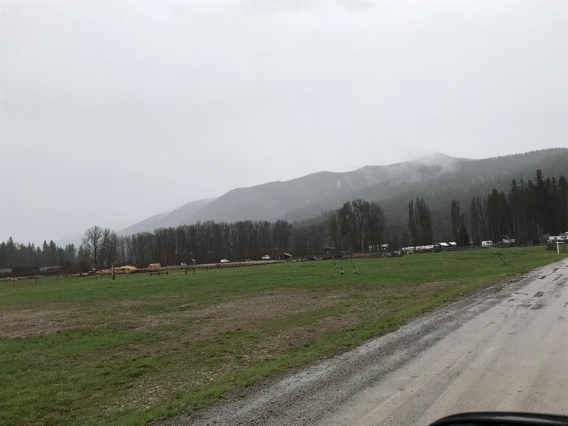 Commercial Or Residential Land : Saint Regis : Mineral County : Montana
