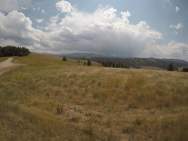 Montana Acreage For Sale : Philipsburg : Granite County : Montana