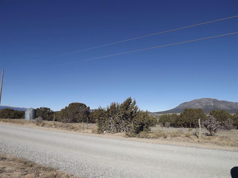 Residential 10 Ac Utility Access : Edgewood : Santa Fe County : New Mexico