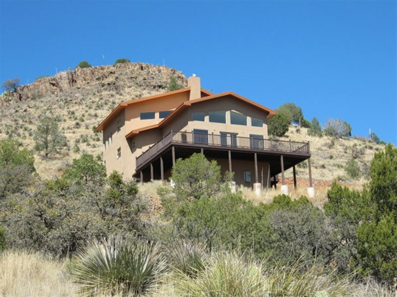 Country Home In Mimbres Valley, Nm : Mimbres : Grant County : New Mexico