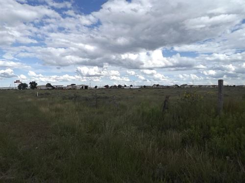 NM Residential Subdivision Lot Town : Moriarty : Torrance County : New Mexico
