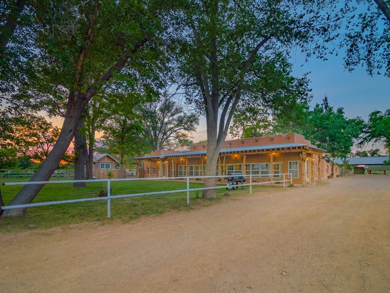 Horse Property Central Nm, Next to : San Acacia : Socorro County : New Mexico
