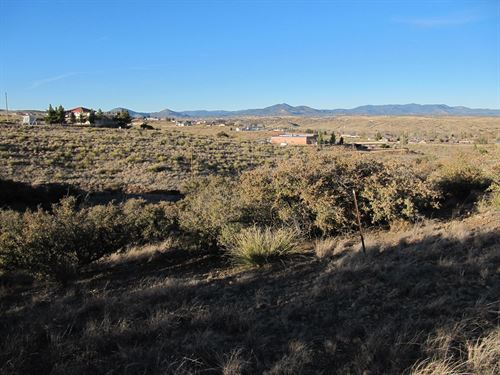 Home Site Plus 1.33 Acres Silver : Silver City : Grant County : New Mexico