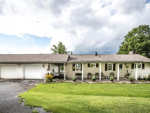 4 Bedroom Country Home Tioga County : Wellsboro : Tioga County : Pennsylvania
