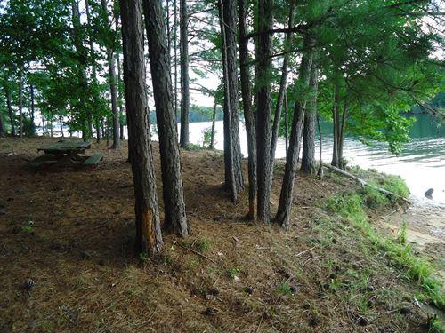 2.97 Acre Building Lot Lake : Blair : Fairfield County : South Carolina