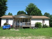 Country Home 8 Acres Adamsville, Tn : Adamsville : McNairy County : Tennessee