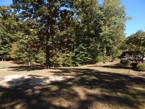 Tennessee Building Lot Pickwick : Counce : Hardin County : Tennessee