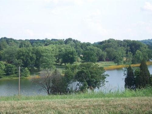 Lakefront Lot in Hamblen CO TN : Morristown : Hamblen County : Tennessee