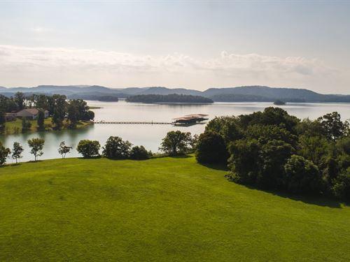 Cherokee Lakefront Lots East : Rutledge : Grainger County : Tennessee