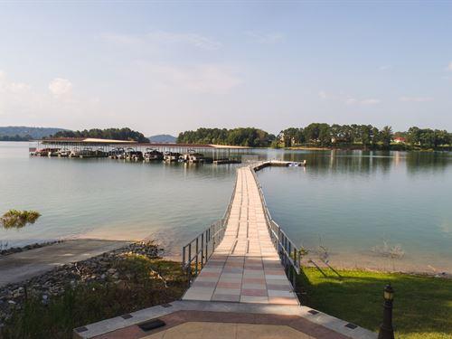 Cherokee Lakefront Lot, East TN : Rutledge : Grainger County : Tennessee