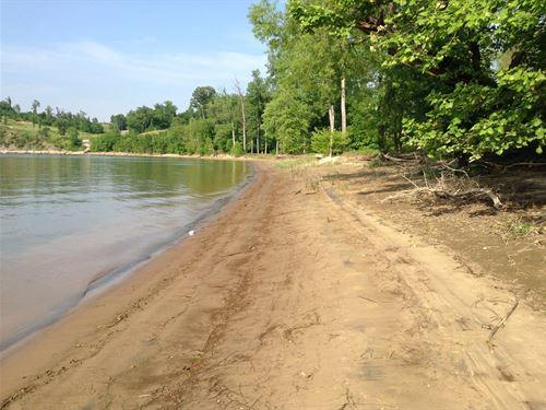 Waterfront Recreational Lot, Tn : Savannah : Hardin County : Tennessee