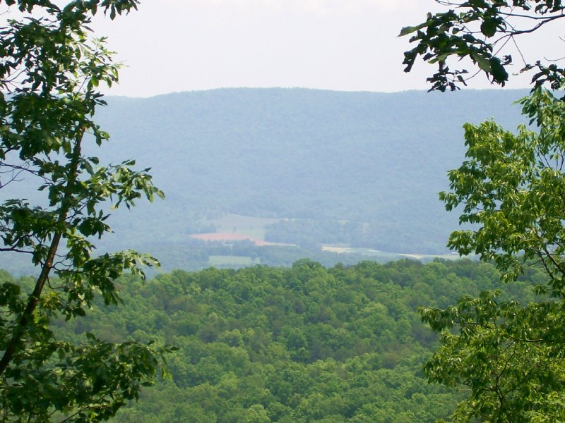 11.73 Acres..2 Lots..bluff Views : Pikeville : Bledsoe County : Tennessee