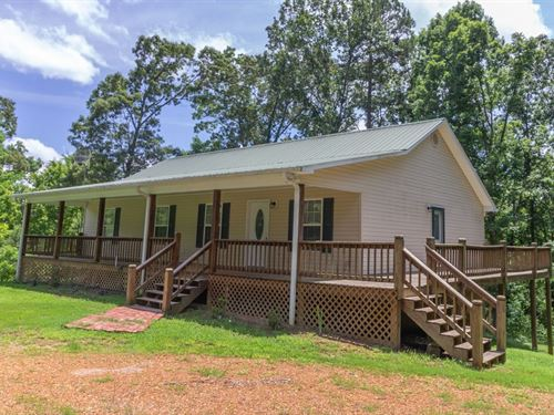Home Beautiful Country Setting West : Selmer : McNairy County : Tennessee