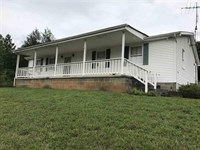 East Tennessee Home & Acreage : Treadway : Hancock County : Tennessee