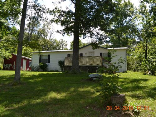 East Tennessee 3 Bed 2 Bath Home : Whitesburg : Hawkins County : Tennessee