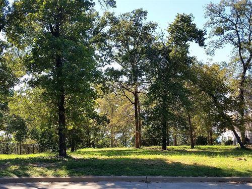East Texas Lot Eagle's Bluff Lake : Bullard : Cherokee County : Texas