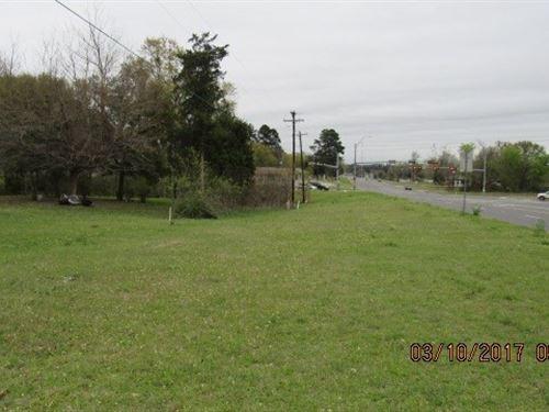 East Texas Commercial Land For Sale : Kilgore : Gregg County : Texas