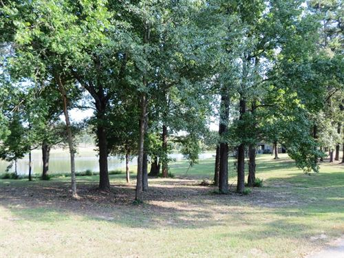 Waterfront Lot Golf Course : Lindale : Smith County : Texas