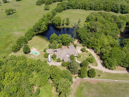 Ranch For Sale In Mineola, Texas : Mineola : Wood County : Texas