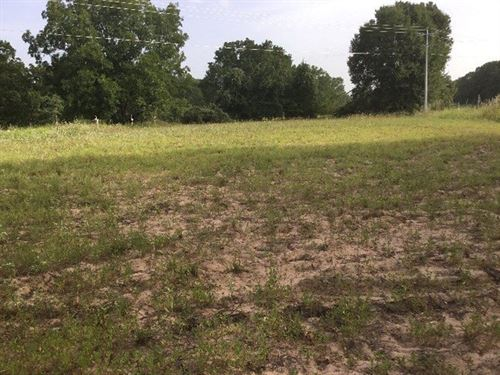 Land To Build Oakwood Texas : Oakwood : Freestone County : Texas