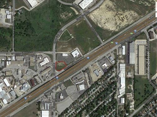 San Antonio Commercial Lot, Corner : San Antonio : Bexar County : Texas