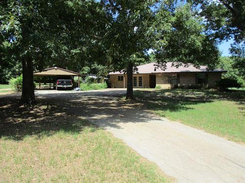 Cherokee County Home & Land : Troup : Cherokee County : Texas