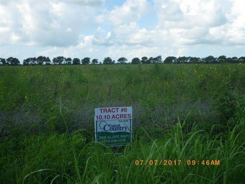 Texas Ranchette Tract 6 : Bay City : Matagorda County : Texas