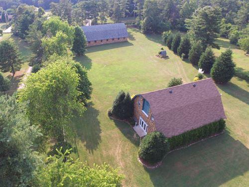 Event Venue Barns & Catering : Axton : Pittsylvania County : Virginia