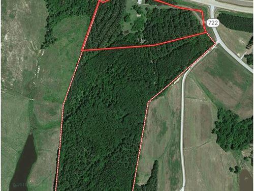 Prime Commercial Property : Clarksville : Mecklenburg County : Virginia