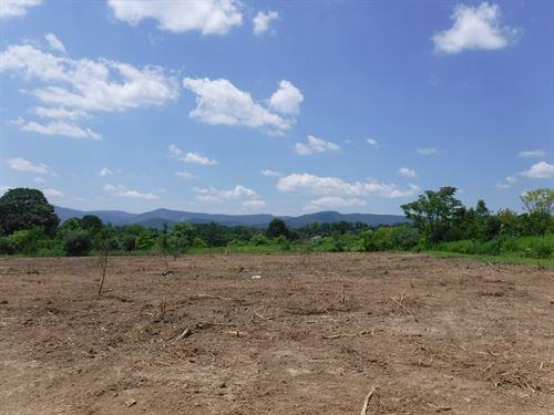 4+ Acres Well Septic Installed : Edinburg : Shenandoah County : Virginia
