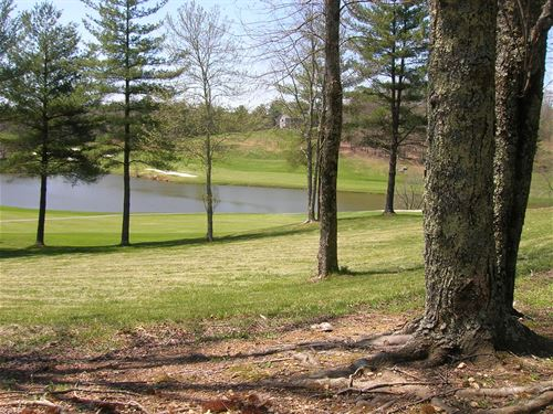 Lakefront Golf Course Frontage Land : Laurel Fork : Carroll County : Virginia