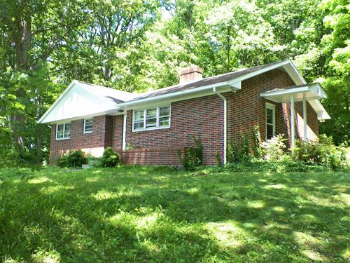 House 8 Acres Timber Rural Retreat : Rural Retreat : Wythe County : Virginia