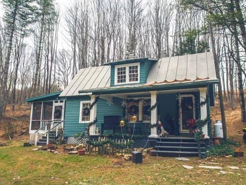 Floyd County VA Fully Restored Farm : Willis : Floyd County : Virginia