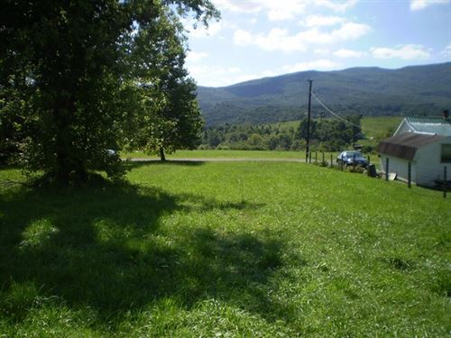 Building Lot in Town : Wytheville : Wythe County : Virginia