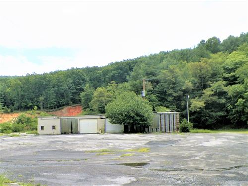 Commercial Land Building Wythe Co : Wytheville : Wythe County : Virginia