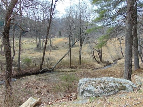 Beautiful Private Mountain Land : Independence : Grayson County : Virginia