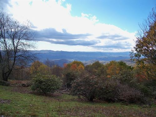 Lot T-12 Long Range Views Blue : Independence : Grayson County : Virginia