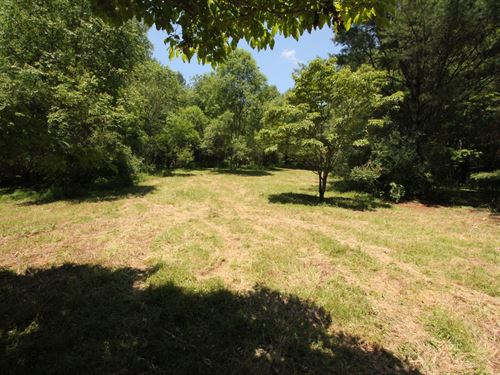 Unrestricted, Buildable Land Tract : Independence : Grayson County : Virginia