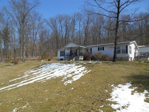 Double Wide 6 Acres in Augusta, WV : Augusta : Hampshire County : West Virginia