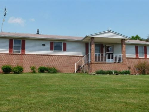 Rancher 20 Acres in Slanesville, WV : Slanesville : Hampshire County : West Virginia