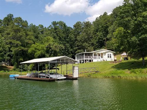 Smith Lake, Cullman, AL : Crane Hill : Cullman County : Alabama