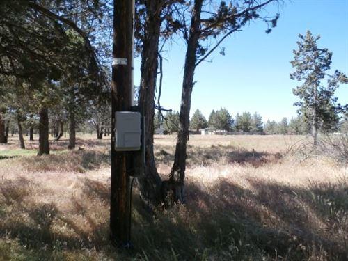 1.47 Acres Ready to Build Alturas : Alturas : Modoc County : California