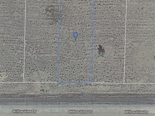 Cal Pines Lake Lot Alturas : Alturas : Modoc County : California