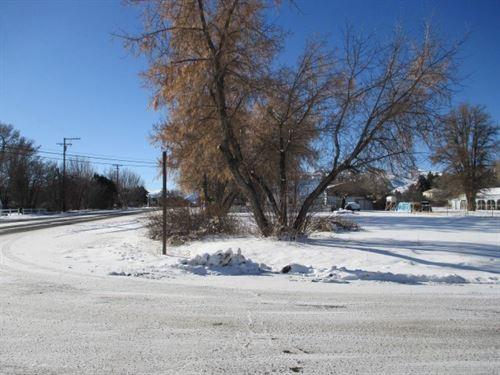 Lot Town Cedarville, CA : Cedarville : Modoc County : California