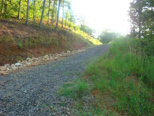 North Georgia Mountain Property : Jasper : Pickens County : Georgia