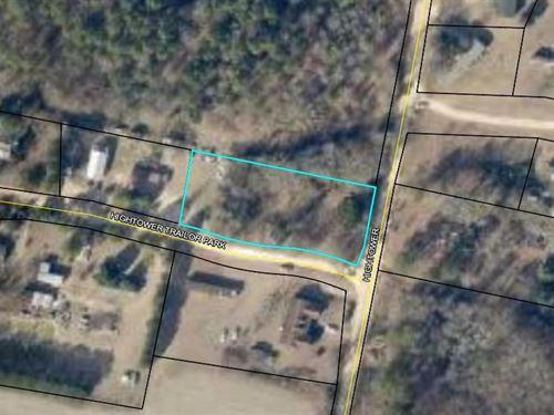 1 Acre Perfect Home Site : Statesboro : Bulloch County : Georgia