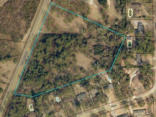 Commercial Land Sylvania, GA 30467 : Sylvania : Screven County : Georgia