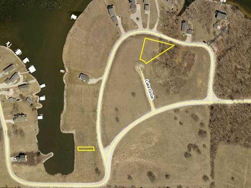 Sun Valley Lake Lot For Sale : Ellston : Ringgold County : Iowa