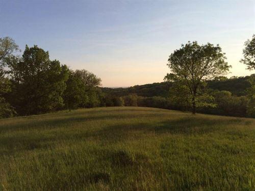 Building Site 8+ Acres Missouri : Missouri Valley : Harrison County : Iowa